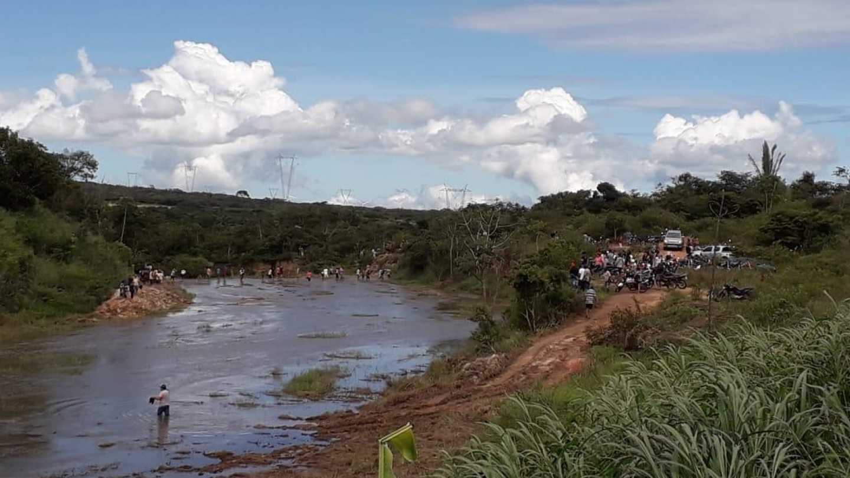 Açudes em situação de risco começam a ser recuperados no Ceará