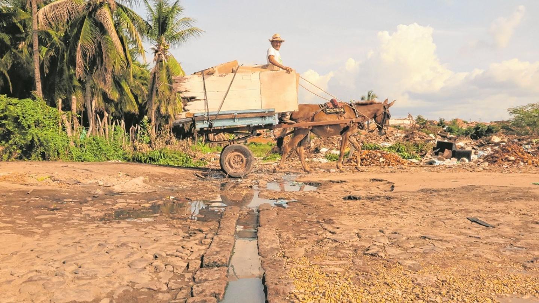 78 municípios cearenses ainda não têm Plano de Saneamento Básico